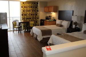 Oceanfront - Two Double Beds Picture 2